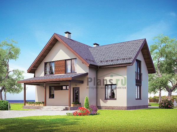 Внешний вид :: Проект дома 59-68
